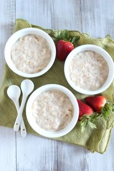 Vegan Brown Rice Pudding by Lauren Zembron