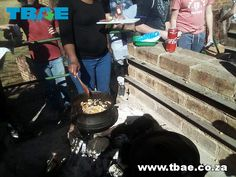 Sybrin Systems Potjiekos Cooking team building Rivonia