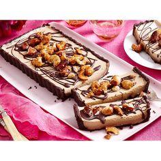 Espresso marshmallow tart recipe   FOOD TO LOVE