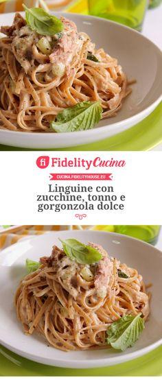 an italian food Italian Menu, Italian Pasta, Italian Dishes, Italian Recipes, Linguine, No Salt Recipes, Cooking Recipes, Italy Food, Mediterranean Recipes