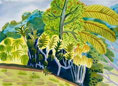 In Out - Out/About: Jennifer Tyers, Tropical Gardens