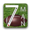 7 man flag football app for Android.