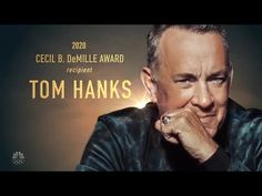The montage of Tom Hanks' films that was shown before he walked onstage to receive the Cecil B. DeMille award on January Rambo: Home Alone - https:/. Tom Hanks Movies, Acceptance Speech, Love Boat, Golden Globes, We The People, Toms, Awards, Tv Shows, Film