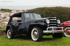 1950 Willys Jeepster Images,