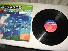 D. Trance - Springworld (The Remixes) GER 1997 1x Lp nm