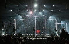 Stage Set Design, Church Stage Design, Christmas Stage Design, Christmas 2019, Award Tour, Concert Stage Design, Concert Lights, Church Interior Design, Projection Mapping