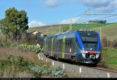 RailPictures.Net Photo: 501 Ferrovie dello Stato (FS) 501 at Lercara, Italy by Roberto Meli