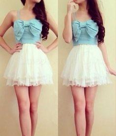 Cute Sweetheart Short dress