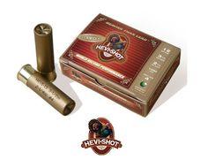 HEVI-SHOT® HEVI-13 - 3 inch, 12 Ga. Turkey Load - 5 per box - Only $20.99 per box.