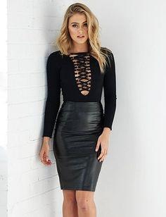 Really cute pencil skirt!