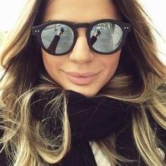 e1366320379d4 óculos de sol feminino illesteva original frete grátis Oculos De Sol  Espelhado