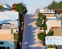 Hill Study, 2007