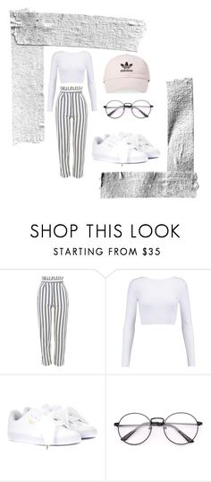 Designer Clothes, Shoes & Bags for Women Cushnie Et Ochs, Casual Outfits, Topshop, Ootd, Adidas, Clothing, Polyvore, Stuff To Buy, Shopping