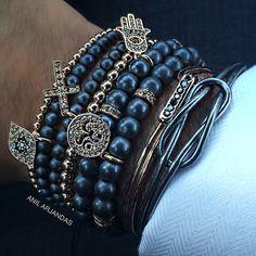 Anil Arjandas jewelry