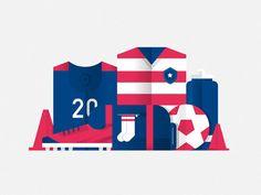US Soccer Passback