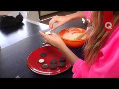 Aprende a hacer fáciles y ricas paletas de chocolate con Jocelyn Cordoba, solo por Estudio Q.