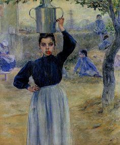 Adolfo Guiard y Larrauri, one of the first Basque impressionists from Bilbao