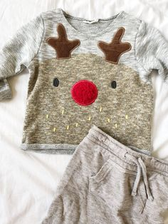 What Archie Wore: Christmas Jumper Christmas Jumpers, Baby Style, Christmas Deco, Archie, Cricut, Fun, How To Wear, Fashion, Christmas Decor