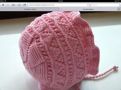 Baby Hats Knitting, Knitted Hats, Baby Girl Items, Baby Barn, Knit Crochet, Crochet Hats, Baby Sweater Patterns, Barbie, Baby Sweaters
