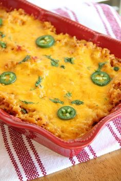 I could eat Mexican food every night, and this Mexican Rice Casserole from Pioneer Woman did not disappoint! It was great! I served it along side herTequilaLime Chicken. It was a great supper! I did cut her original recipe in half, and it still made a lot! Here is my reduced version of the recipe: …