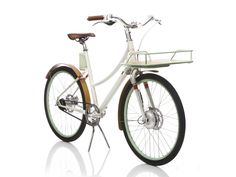 Conquer hills in style with the elegant Faraday Cortland electric bicycle