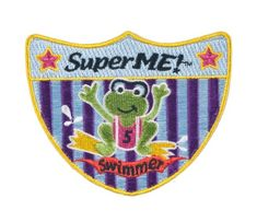 SuperME Swimmer Patch Purple *** More info could be found at the image url.