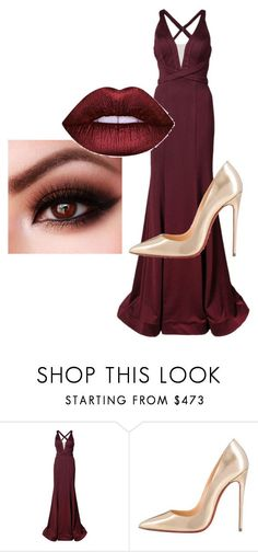 """""""Untitled #126"""" by paige05campbell on Polyvore featuring La Femme and Christian Louboutin"""