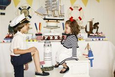 Coastal/Nautical Summer Party Ideas   Photo 5 of 19