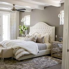 This bedroom will be a forever favorite  every last detail was…