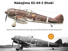 Nakajima KI-44-I Shoki