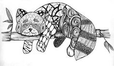 deviantART: More Like Zentangle by `Itti