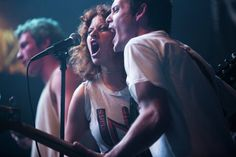 Alia Shawkat and Anton Yelchin in Green Room