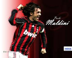 Resultado de imagem para Paolo Maldini wallpaper