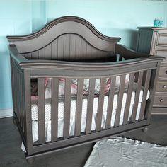 Pali Marina Forever Crib Slate $679