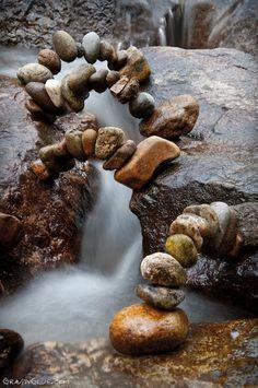 wasbella102: The Art of Rock Balancing by Michael Grab