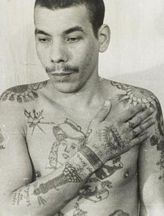 Soviet Prisoner Tattoos by Arkady Bronnikov - Imgur