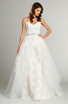 Alvina Valenta - Sweetheart Fit and Flare in Lace
