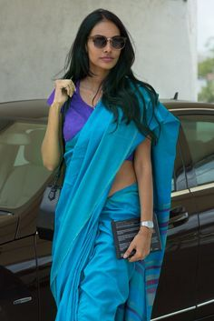 Blue Moon Saree from FashionMarket.lk
