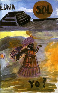 THE DIARY OF FRIDA KAHLO, AN INTIMATE SELF-PORTRAIT - MOON SUN  ME?