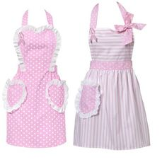 Retro Patterns Aprons, Bibs and Retro Patterns Apron Flirty Aprons, Cute Aprons, Retro Apron Patterns, Sewing Patterns, Sewing Aprons, Kitchen Aprons, Kitchen Retro, Aprons Vintage, Vintage Sewing