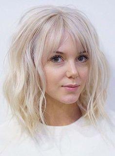 Inspirierende Kurze Blonde Frisuren 2018