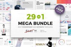 MEGA Bundle - FREE UPDATE by Site2max on @creativemarket