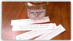 2nd grade common core jar!
