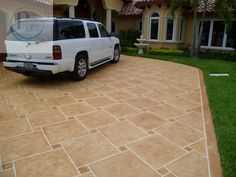 Patios Pools and Driveways