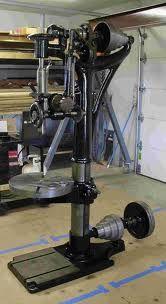 Cool old drill press