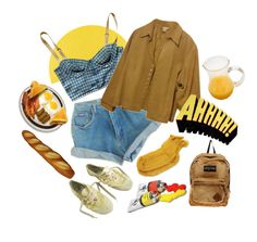 """""""🌝"""" by mememom ❤ liked on Polyvore featuring Topshop, Coldwater Creek, Polder, Ash, JanSport and plus size clothing"""