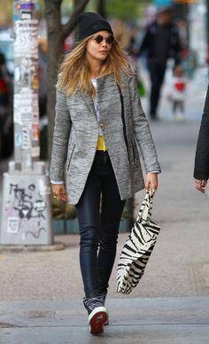 Cara Delevingne #style #fashion #delevingne
