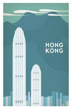 MADE | HONG KONG GRAPHIC PRINTS Created by MADE Hong Kong www.madeand.co