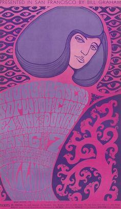 Mint Doors Young Rascals 1967 BG 44 Fillmore Poster 1st Doors SF Shows | eBay
