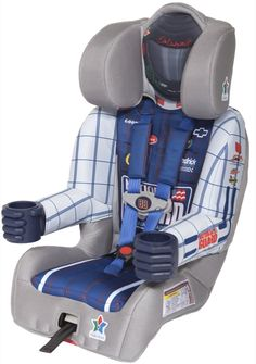 nascar drivers seat